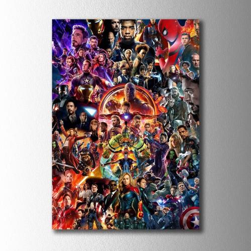 Avengers Endgame KanvasTablo