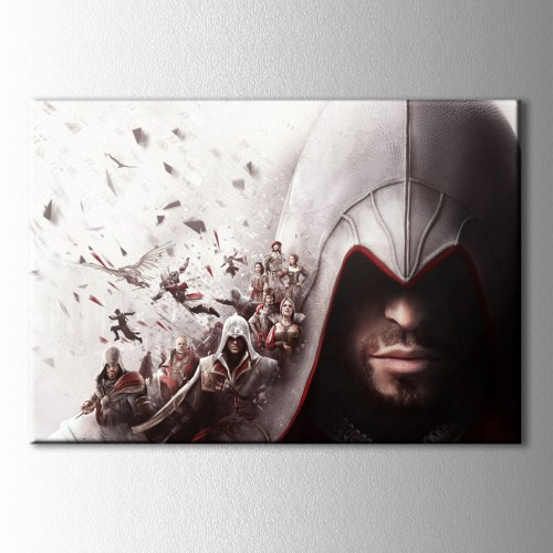 Assassin's Creed 2 Kanvas Tablo
