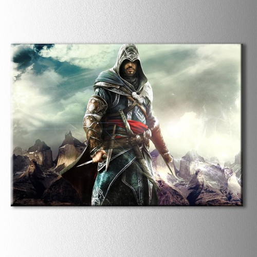 Assassins Creed  Kanvas Tablo