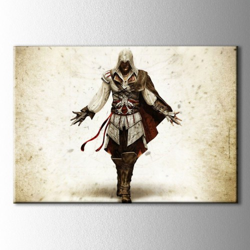 Assassins Creed 2 Kanvas Tablo