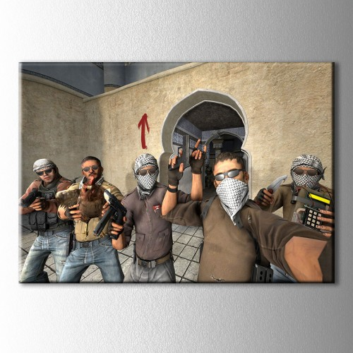 Selfie Cs Go Kanvas Tabloo