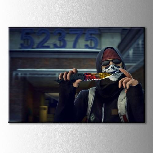 Knife Cs: GO Kanvas Tabloo