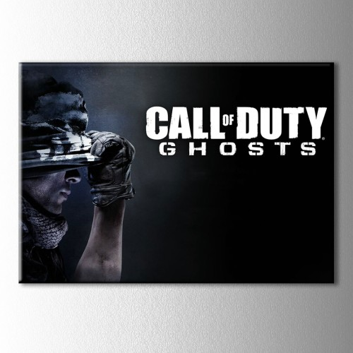 Cod Ghosts Kanvas Tablo