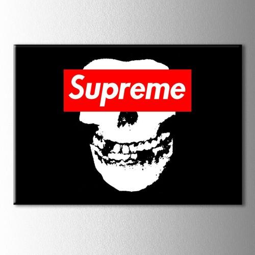 Supreme Kanvas Tablo