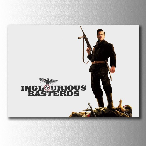İnglourious Basterds  Kanvas Tablo