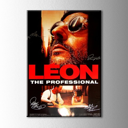 Leon The Professional Kanvas Tablo