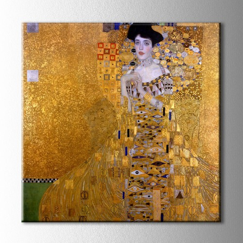 Gustav Klimt Kanvas Tablo