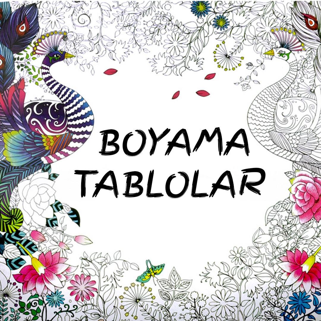 Erkek Bebek Boyama Kanvas Tablo