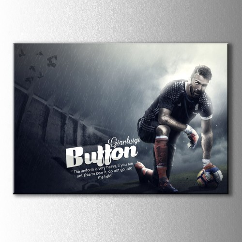 Buffon Kanvas Tablo