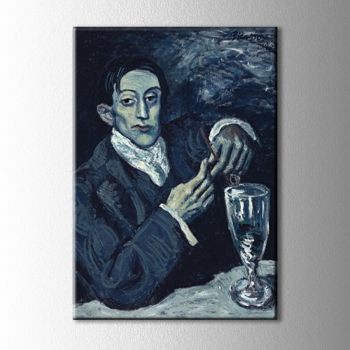 Picasso Angel Fernandez Kanvas Tablo