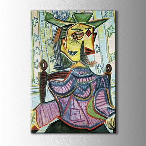 Picasso Dora Mar Kanvas Tablo