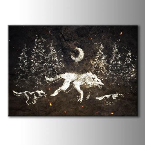 FarCry Wolf Kanvas Tablo