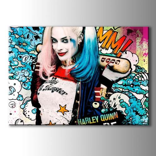 Harley Kanvas Tablo