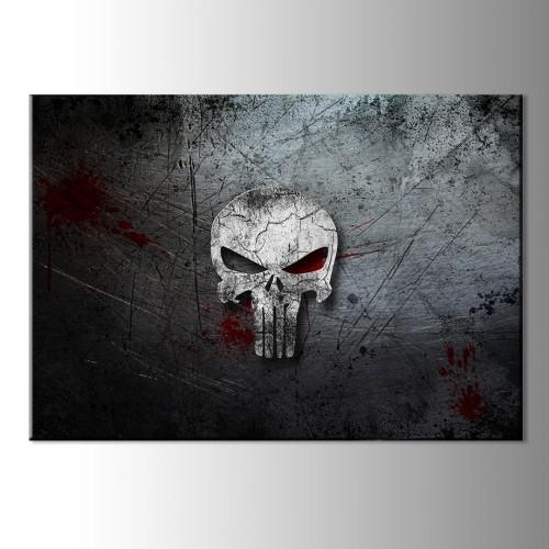 Punisher Kanvas Tablo