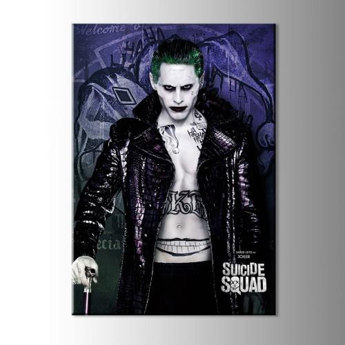 New Joker Kanvas Tablo