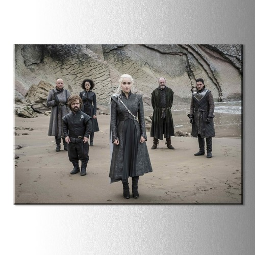 Game Of Thrones Kanvas Tablo