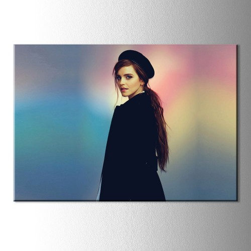 Emma Watson Kanvas Tablo