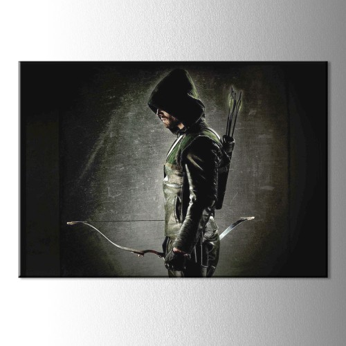 Arrow Kanvas Tablo