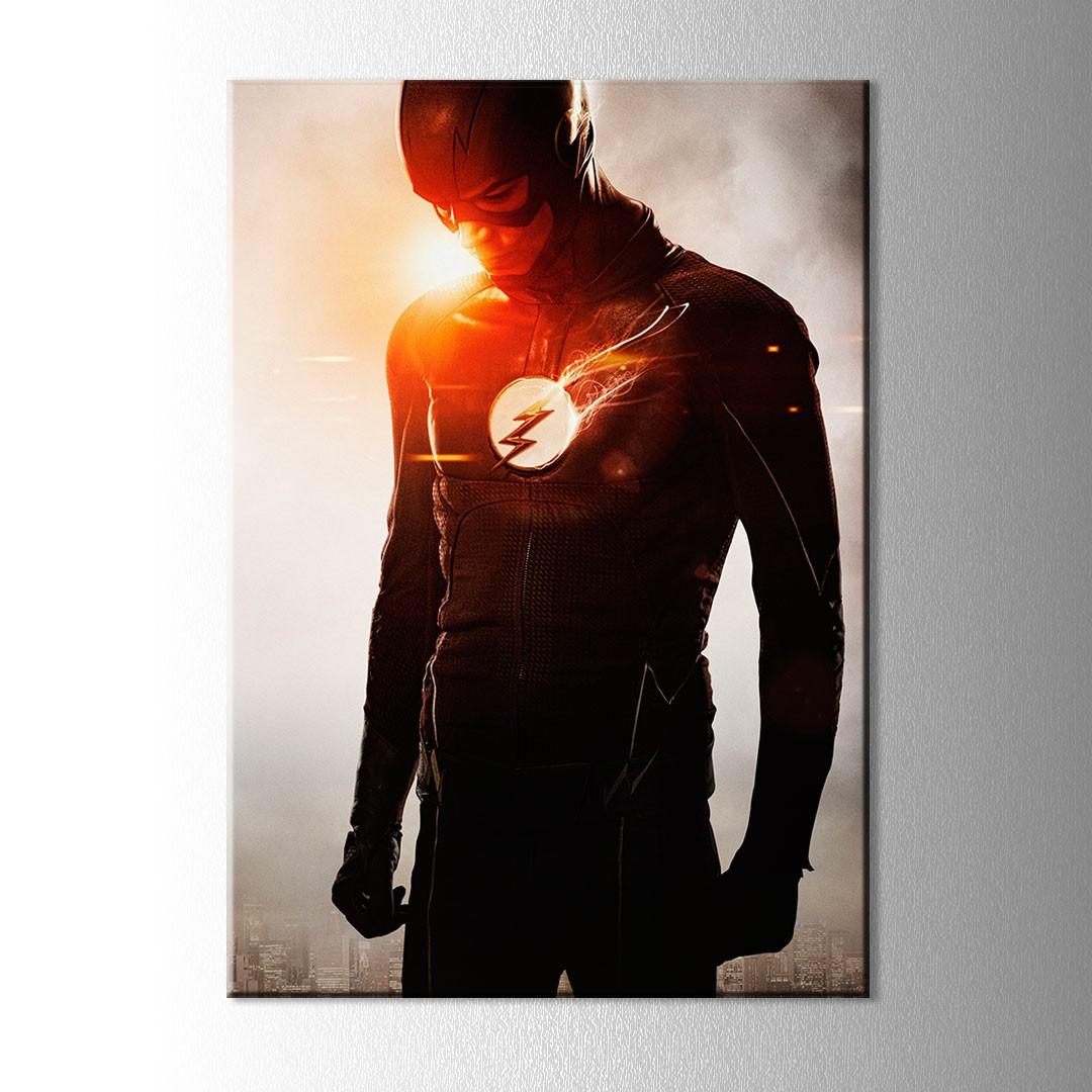 Gün Işığı Flash Kanvas Tablo